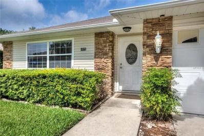 1972 Golden Palm Circle, Tavares, FL 32778 - MLS#: G5000028
