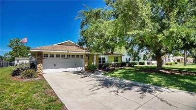 5215 Twin Palms Road, Fruitland Park, FL 34731 - MLS#: G5000077