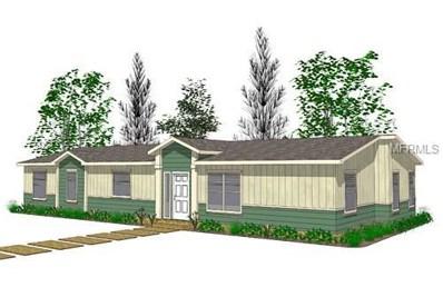 461 E Jefferson Street, Center Hill, FL 33514 - MLS#: G5000155