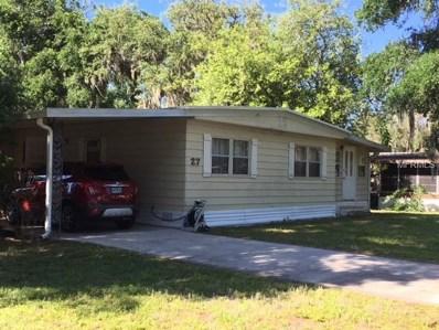 27 S Bobwhite Road, Wildwood, FL 34785 - MLS#: G5000356