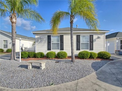 991 Smyrna Street, The Villages, FL 32162 - MLS#: G5000502