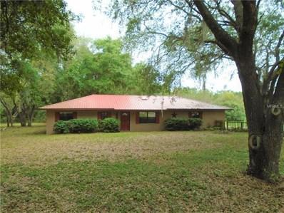 37807 Felkins Road, Leesburg, FL 34788 - MLS#: G5000505