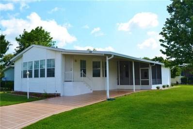 5427 Heritage Boulevard W, Wildwood, FL 34785 - MLS#: G5000746