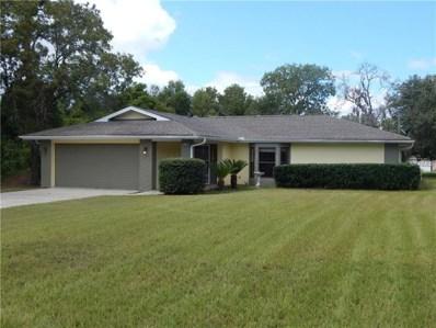 8312 N Elkcam Boulevard, Citrus Springs, FL 34433 - MLS#: G5000758