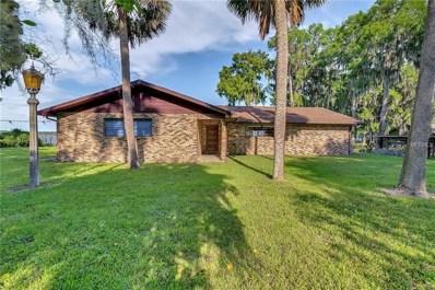 3909 Cr 401, Lake Panasoffkee, FL 33538 - MLS#: G5000803