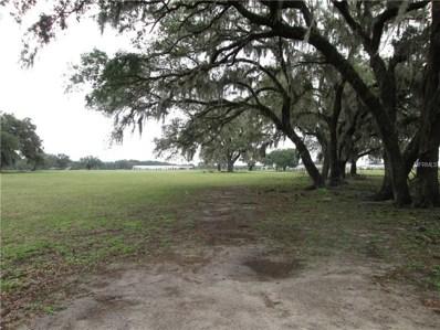 Cty Rd 723, Webster, FL 33597 - MLS#: G5001048