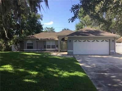 4168 Cactus Lane, Mount Dora, FL 32757 - MLS#: G5001087