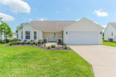1212 Camero Drive, The Villages, FL 32159 - MLS#: G5001093