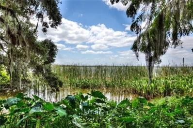 32497 Lakeshore Drive, Tavares, FL 32778 - MLS#: G5001097