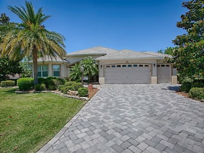 1301 Bennett Place, The Villages, FL 32162 - MLS#: G5001104
