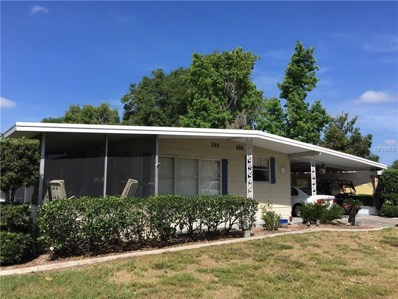 8 Golfview Trail, Wildwood, FL 34785 - MLS#: G5001118