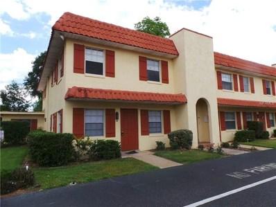 1112 W Main Street UNIT A-6, Leesburg, FL 34748 - MLS#: G5001171
