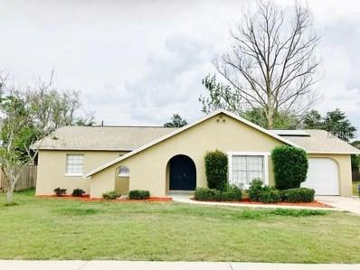 880 Fruitland Drive, Deltona, FL 32725 - MLS#: G5001222