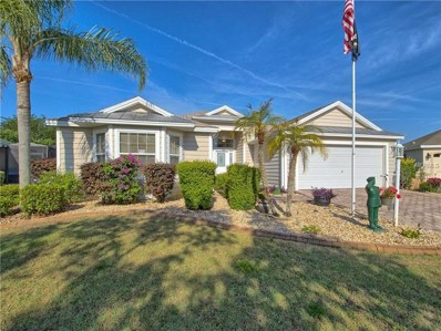 772 Hammond Place, The Villages, FL 32162 - MLS#: G5001226
