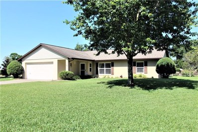 106 Eastridge Drive, Eustis, FL 32726 - MLS#: G5001241
