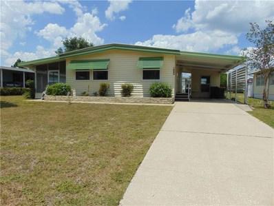1004 Belmont Circle, Tavares, FL 32778 - MLS#: G5001325