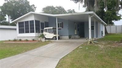 406 S Timber Trail, Wildwood, FL 34785 - MLS#: G5001374