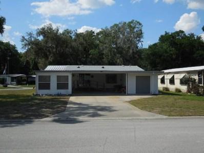 607 S Timber Trail, Wildwood, FL 34785 - MLS#: G5001382