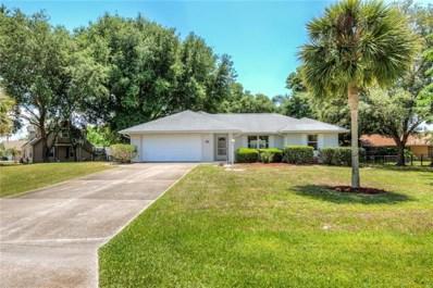 12316 N Putney Court, Leesburg, FL 34788 - MLS#: G5001429
