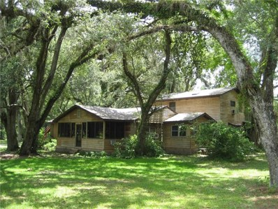 2733 County Road 615B, Bushnell, FL 33513 - MLS#: G5001451