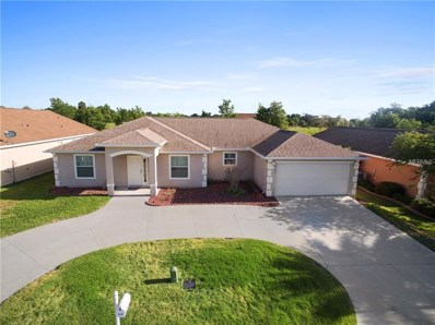 5142 NE 124TH Place, Oxford, FL 34484 - MLS#: G5001533