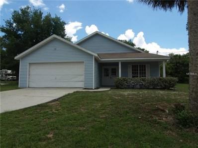 27 E Morningview Drive, Eustis, FL 32726 - MLS#: G5001534