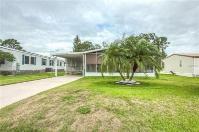 1655 Elkhart Circle, Tavares, FL 32778 - MLS#: G5001563