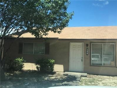344 E Rosewood Lane UNIT 344, Tavares, FL 32778 - MLS#: G5001807