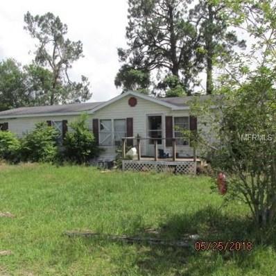 35430 Lake Bradley Drive, Leesburg, FL 34788 - MLS#: G5001908