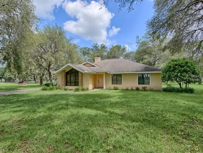 2519 Marion County Road, Weirsdale, FL 32195 - MLS#: G5001947
