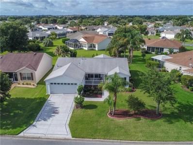 1306 Eagle Ridge Drive, The Villages, FL 32162 - MLS#: G5001974