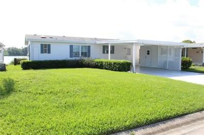 1580 Skyline Drive, Tavares, FL 32778 - MLS#: G5002142