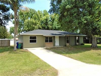 1560 Palm Avenue, Tavares, FL 32778 - MLS#: G5002255