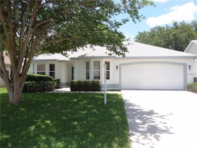 1709 Palo Alto Avenue, The Villages, FL 32159 - MLS#: G5002325