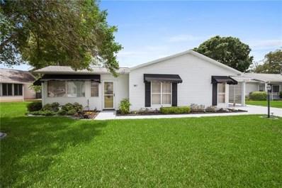 887 Cortez Avenue, The Villages, FL 32159 - MLS#: G5002372