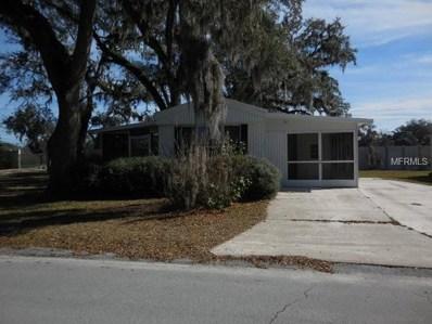 102 S Timber Trail, Wildwood, FL 34785 - MLS#: G5002445