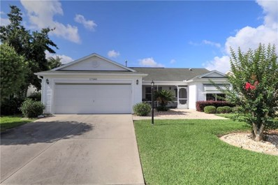 17080 SE 96TH Chapelwood Circle, The Villages, FL 32162 - MLS#: G5002467