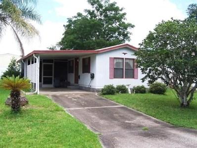 607 NE Cottage Park Lane, Leesburg, FL 34748 - MLS#: G5002474