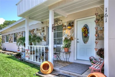 161 Caldwell Street, Apopka, FL 32712 - MLS#: G5002564