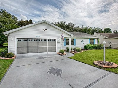 630 San Pedro Drive, The Villages, FL 32159 - MLS#: G5002588