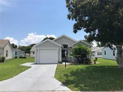 924 Chula Court, The Villages, FL 32159 - MLS#: G5002728