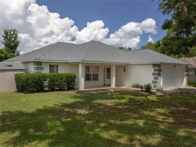 35308 Maple Leaf Drive, Fruitland Park, FL 34731 - MLS#: G5002744