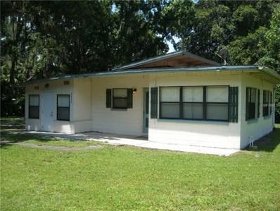 2822 Cr 426A, Lake Panasoffkee, FL 33538 - MLS#: G5002760