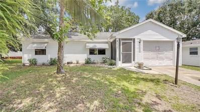 1707 E Schwartz Boulevard, Lady Lake, FL 32159 - MLS#: G5002836