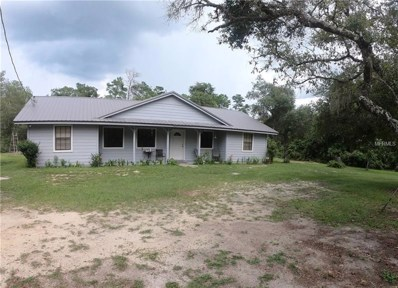 40140 W 6TH Avenue, Umatilla, FL 32784 - MLS#: G5002901