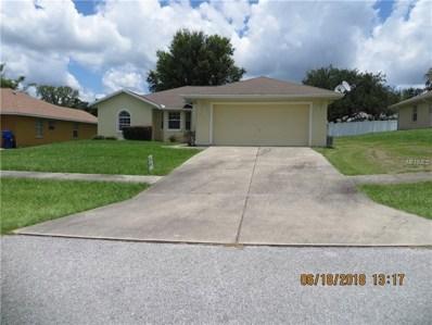 805 Ridge Avenue, Wildwood, FL 34785 - MLS#: G5002960
