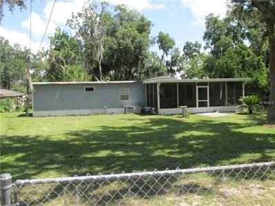800 County Rd 485A, Lake Panasoffkee, FL 33538 - MLS#: G5003054