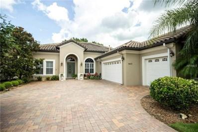 9445 San Miguel, Howey In The Hills, FL 34737 - MLS#: G5003233