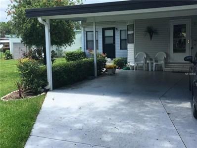 126 Redbud Way, Leesburg, FL 34748 - MLS#: G5003355