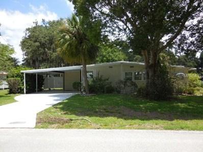 21 S Bobwhite Road, Wildwood, FL 34785 - MLS#: G5003505